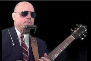 Matthew Shelton guitar-harmonica