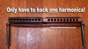 harmonica hacking
